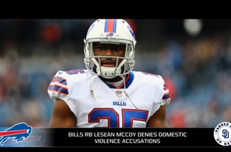 LeSean McCoy Facing Allegations