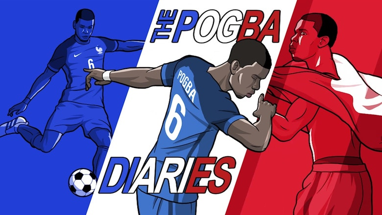 The Pogba Diaries: Paul Pogba is ready for the FIFA World Cup™ Final