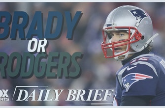 Is Aaron Rodgers better than Tom Brady?