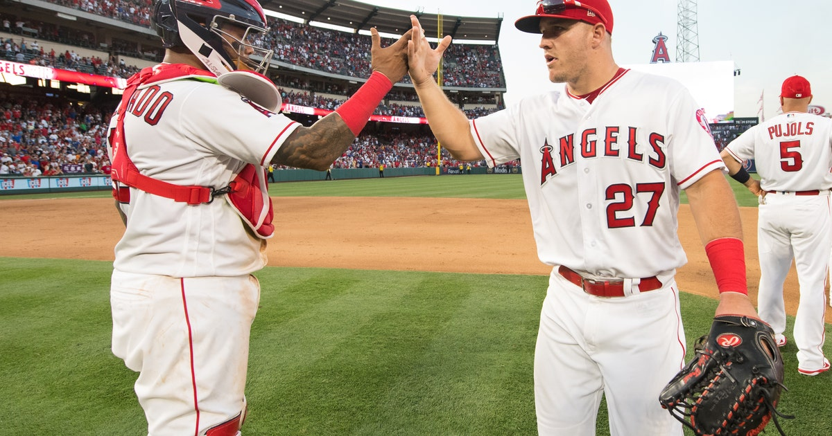 Mike Trout has called a star in the All-Star Game, Simmons still has