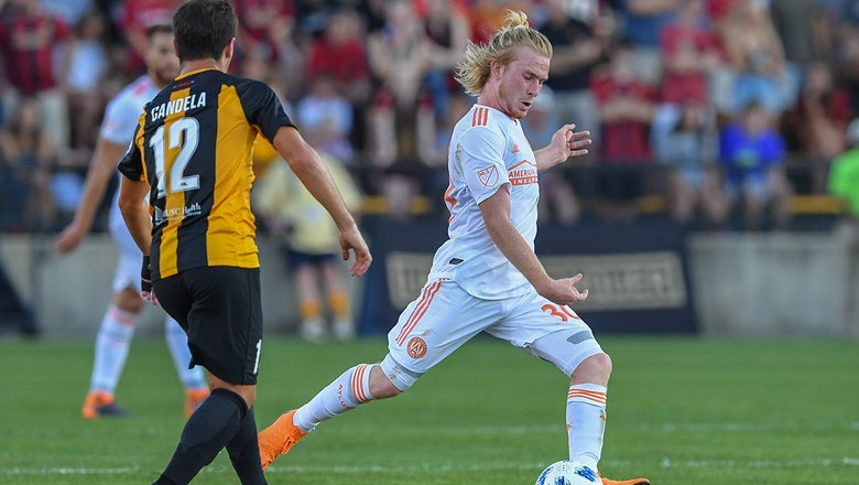 Atlanta United's Andrew Carleton, Lagos Kunga make MLS Homegrown roster