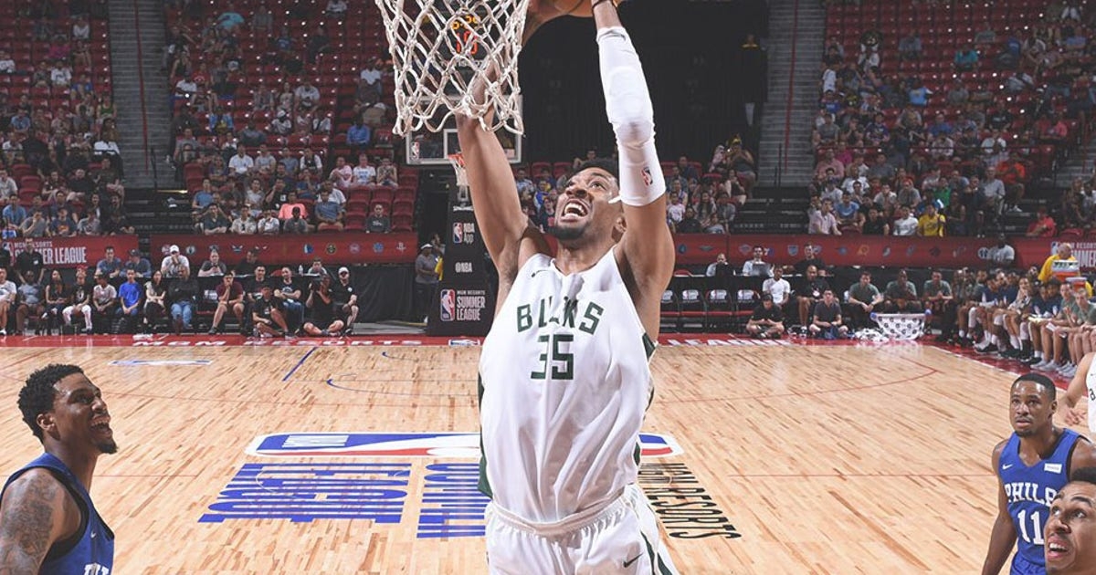 NBA summer league recap: Bucks fall to 76ers 91-89 on late shot
