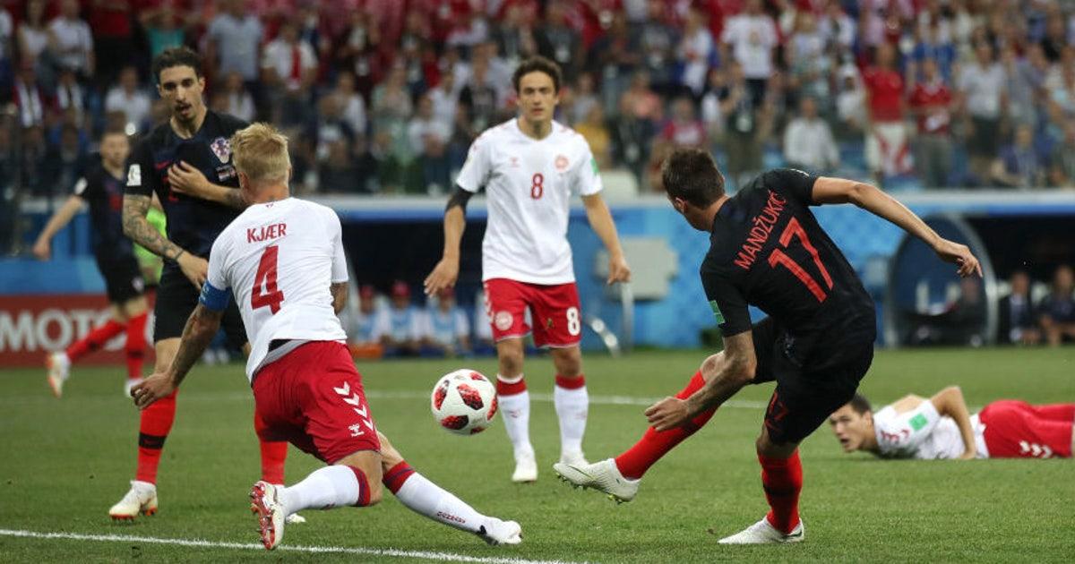 Image result for mandzukic goal vs denmark