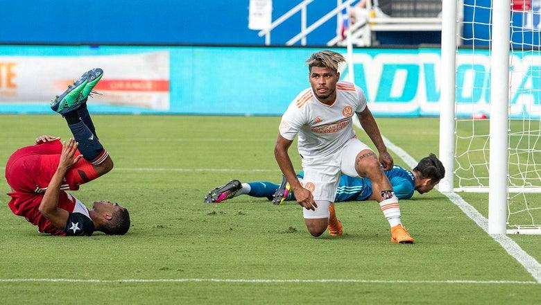 Josef Martinez running away with MLS scoring leaderboard