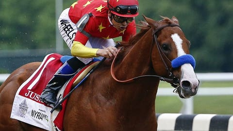 Triple Crown victor Justify retired after six starts