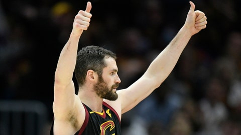 Kevin Love Agrees To Four-Year, $120M Extension With Cavaliers