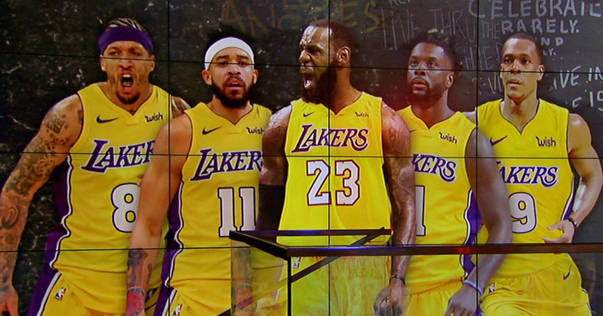 Colin Cowherd Says The Lakers Are Doing The Offseason