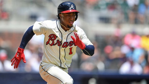 2. Ozzie Albies back at leadoff clearest path to igniting Braves offense