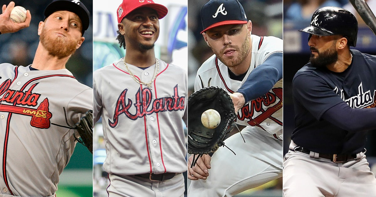 Four Braves players make National League All-Star roster   FOX Sports