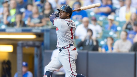 Preseason concerns over Braves home-run production show up in Milwaukee