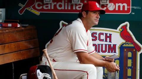 Cardinals Abruptly Fire Manager Mike Matheny
