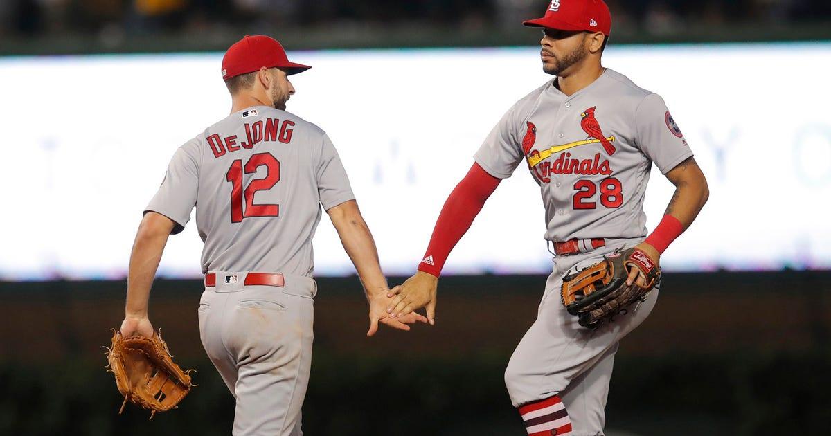 DeJong, Pham provide late heroics as Cardinals defeat Cubs