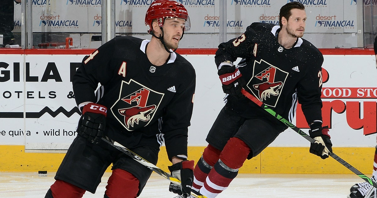Coyotes sign Ekman-Larsson, Hjalmarsson to extensions
