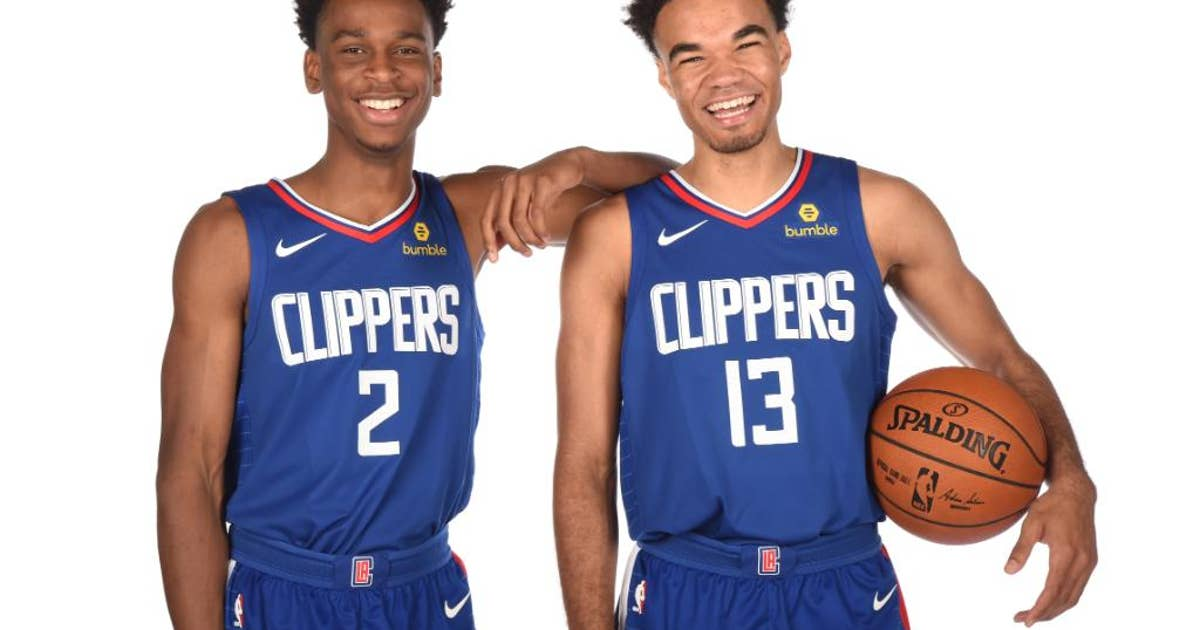 Shai Gilgeous-Alexander, Jerome Robinson shine in Clippers debut
