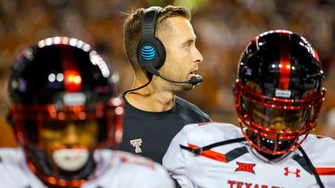 8. Texas Tech Red Raiders