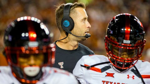 8. Texas Tech Red Raiders