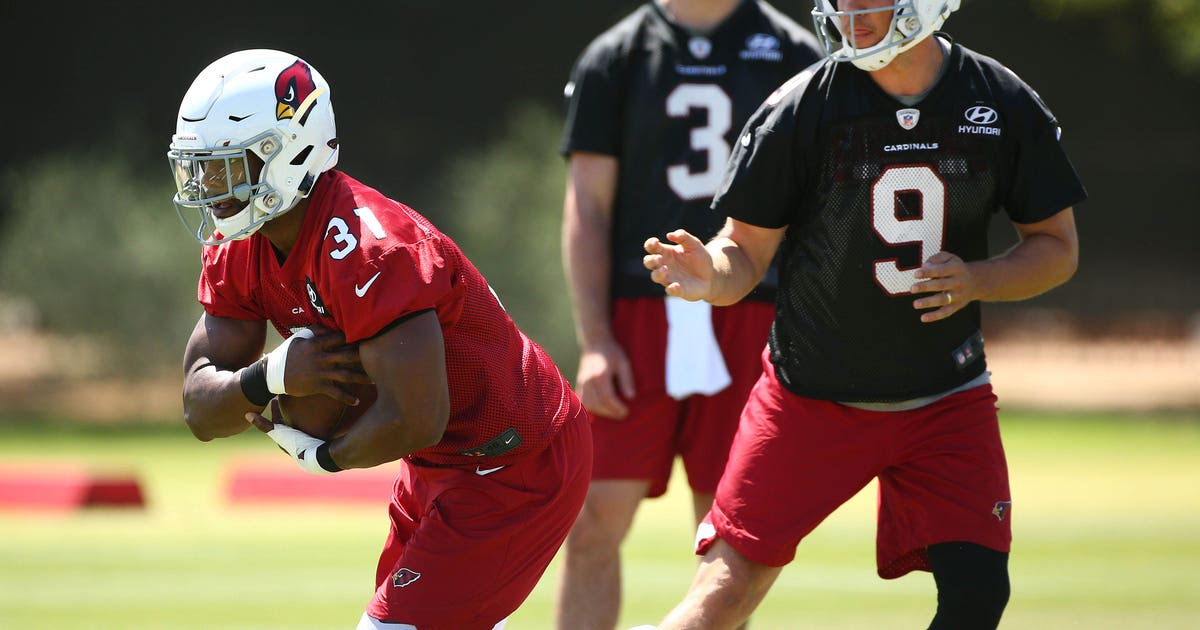 Johnson Ready to go for Cardinals' Training Camp