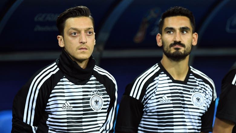 Ozil Leaves Germany Amid Racist Accusations
