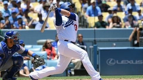 #3 Max Muncy - Los Angeles Dodgers