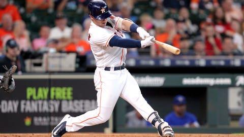 #4 Alex Bregman - Houston Astros