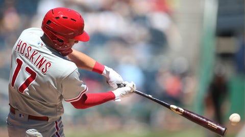 #8 Rhys Hoskins - Philadelphia Phillies
