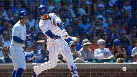 #6 Javier Baez - Chicago Cubs