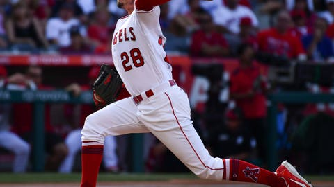 Angels vs. Dodgers: The Probables