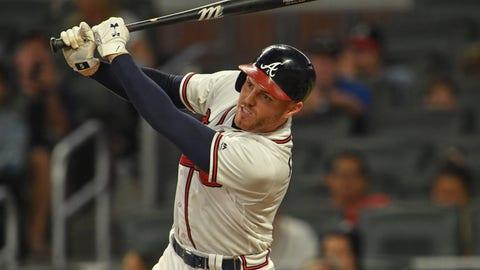 #7 Freddie Freeman - Atlanta Braves