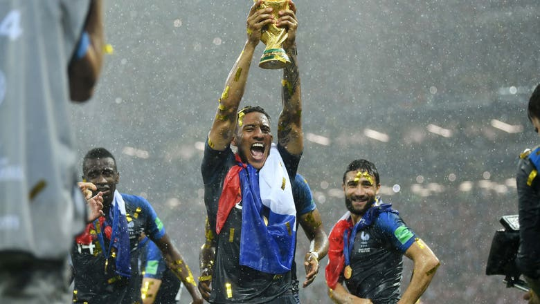 Relive France's World Cup victory, celebration and how they got to be World Champs