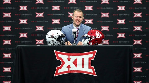 Lincoln Riley on If The Offense Will Change With Murray Under Center