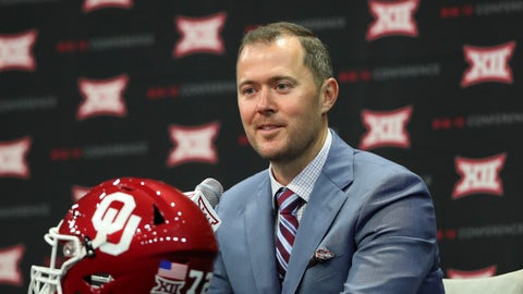 Lincoln Riley On Looking For Leadership on an Inexperienced Team