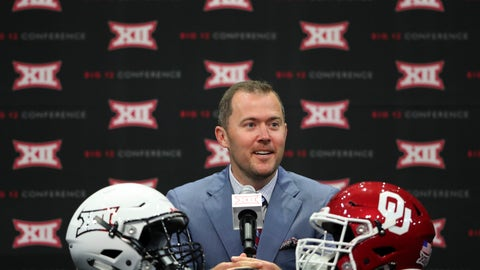 Lincoln Riley on How Being Drafted Into MLB Will Affect Kyler Murray
