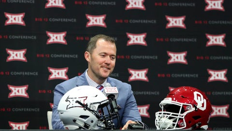 Lincoln Riley on How the New Redshirt Rule Will Change The Way He Manages Players
