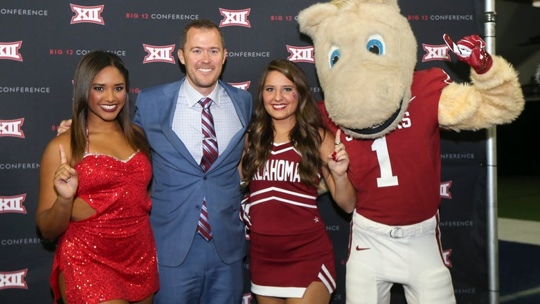 WATCH: Best of Oklahoma Sooners at 2018 Big 12 Media Days