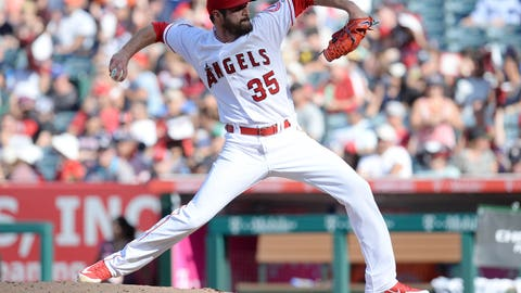 Angels vs. White Sox: The Probables