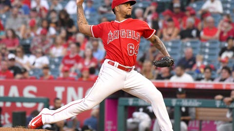 Angels vs. Mariners: The Probables
