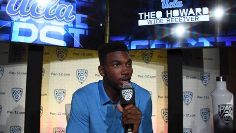 UCLA: Theo Howard