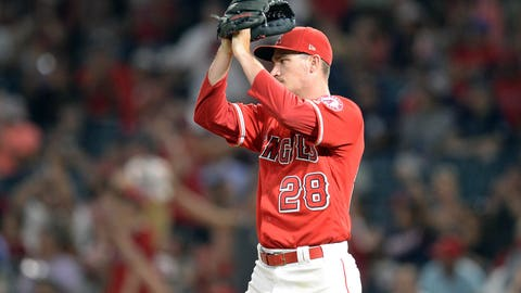 Angels vs. Rays: The Probables