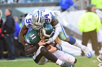 NFL reinstates Cowboys DE Gregory from yearlong suspension
