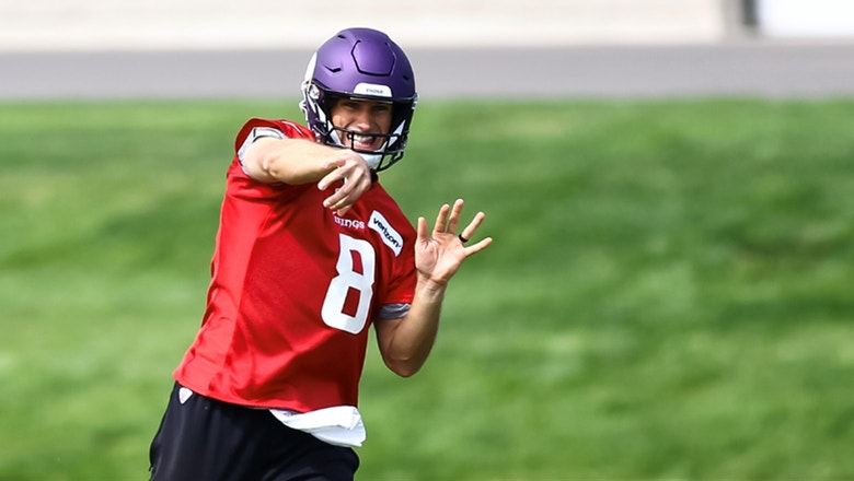 Colin Cowherd explains why he is not expecting another 13-3 season from the Vikings
