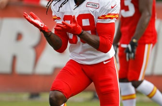 Chiefs' pinning draft hopes on game-changing speed