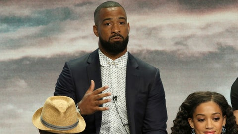 "<p>               Professional football player Spencer Paysinger participates in the The CW Network ""All American"" panel at the 2018 Television Critics Association Summer Press Tour at The Beverly Hilton on Monday, Aug. 6, 2018, in Beverly Hills, Calif.. (Photo by Willy Sanjuan/Invision/AP)             </p>"