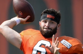 Cris Carter discusses the biggest adjustment ahead for Baker Mayfield