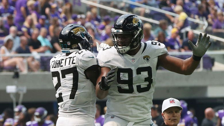 Preseason: Jaguars defense holds Cousins to 3 completions, shut down Vikings' final drive to win 14-10