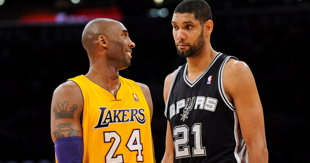 9990a3eb881 Ice Cube challenges Nick Wright s Duncan vs. Kobe discussion on Kobe Bryant  day