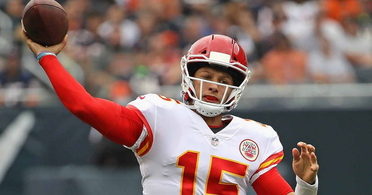 Cris Carter S Expectations For Patrick Mahomes Kansas