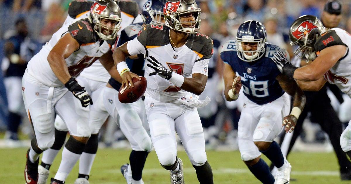 6c409b00 Jameis Winston throws 2 TDs as Tampa Bay beats Titans 30-14 | FOX Sports