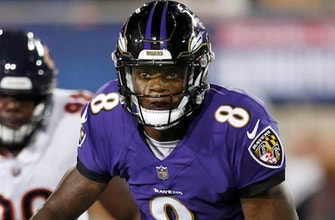 Skip Bayless grades Lamar Jackson's performance in the Hall of Fame Game