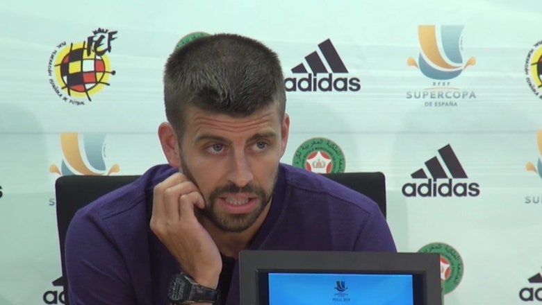 Gerard Pique retires from Spanish National Team