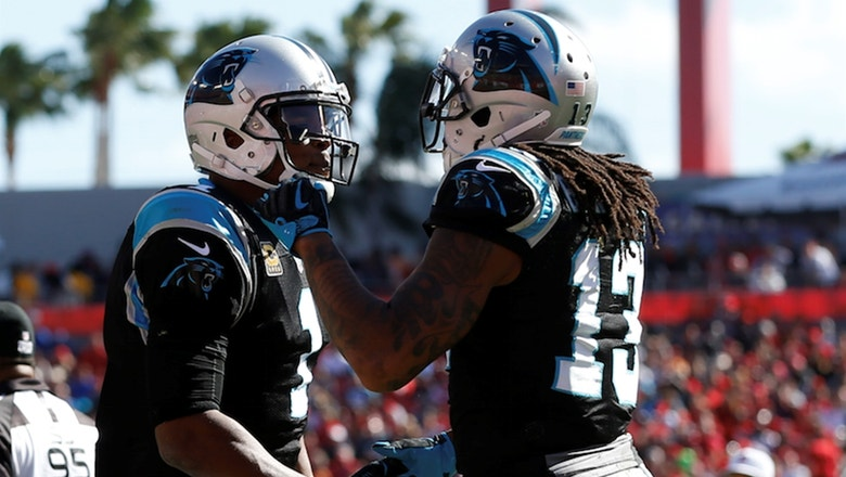 Shannon Sharpe weighs in on the pregame confrontation between Cam Newton and Kelvin Benjamin